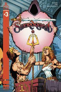 [Swordquest #3 (Cover B Perez) (Product Image)]
