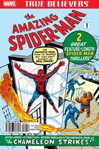 [True Believers: Amazing Spider-Man #1 (Product Image)]