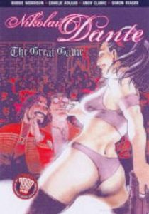 [2000AD: Nikolai Dante: Volume 2: The Great Game (Product Image)]