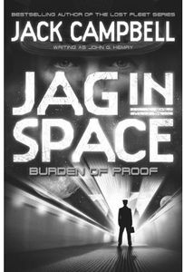 [JAG In Space: Burden Of Proof (Product Image)]