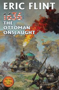 [Ring Of Fire: Book 21: 1636: The Ottoman Onslaught (Product Image)]