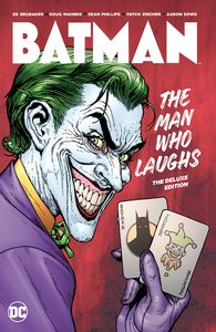 [The Batman The Man Who Laughs (Deluxe Edition Hardcover) (Product Image)]
