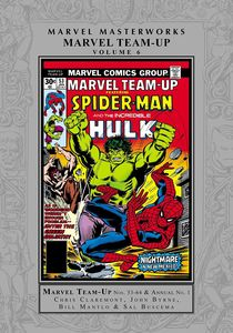 [Marvel Masterworks: Marvel Team-Up: Volume 6 (Hardcover) (Product Image)]