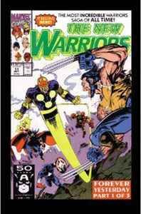 [New Warriors: Classic: Volume 3 (Product Image)]