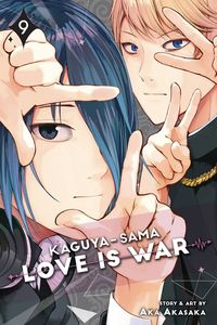 [Kaguya-Sama: Love Is War: Volume 9 (Product Image)]