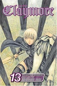 [Claymore: Volume 13 (Product Image)]