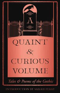 [A Quaint & Curious Volume (Hardcover) (Product Image)]