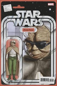 [Star Wars #72 (Christopher Action Figure Variant) (Product Image)]