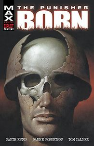 [The Punisher: Born (New Printing) (Product Image)]