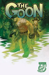 [The cover for Goon #1]