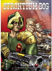 [2000AD: Strontium Dog: Blood Moon (Product Image)]