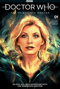 [Doctor Who: The 13th Doctor #1 (Cover C - Zhang) (Product Image)]