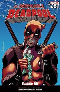 [The Despicable Deadpool: Volume 1 (Product Image)]