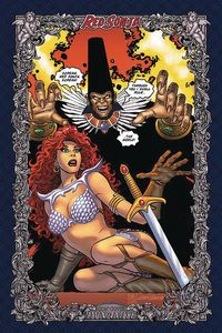 [Red Sonja: Age Of Chaos #1 (Romita Icon Variant) (Product Image)]