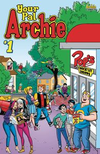 [All New Classic Archie: Your Pal Archie #1 (Cover B Les Mcclaine) (Product Image)]