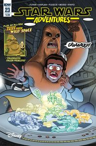 [Star Wars: Adventures #23 (Cover A Fleecs) (Product Image)]