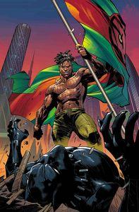 [Black Panther #15 (Benjamin Bobg Variant) (Product Image)]