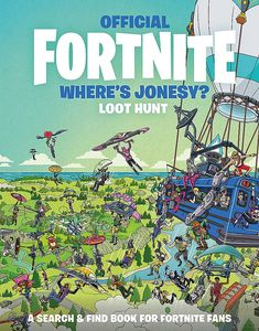 [Fortnite Official: Seek & Find (Hardcover) (Product Image)]