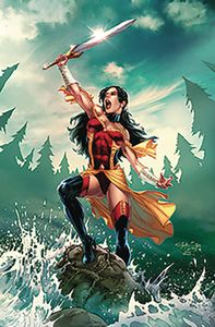 [Grimm Fairy Tales #22 (Cover A Diaz) (Product Image)]