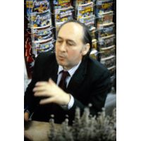 [J G Ballard signing The Unlimited Dream Factory (Product Image)]