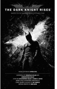 [Batman: The Dark Knight Rises (Novel) (Product Image)]