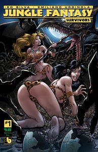 [Jungle Fantasy: Survivors #1 (Night Terrors) (Product Image)]