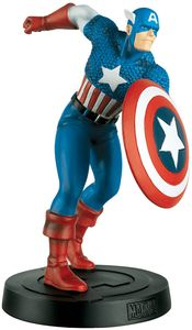 [Marvel Fact Files: Classic Special #02 Captain America (Product Image)]