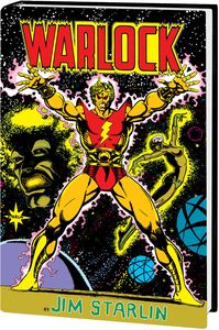 [Warlock By Jim Starlin (Gallery Edition Hardcover) (Product Image)]