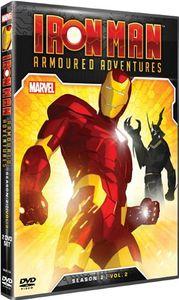 [Iron Man: Armoured Adventures: Season 2: Volume 2 (Product Image)]