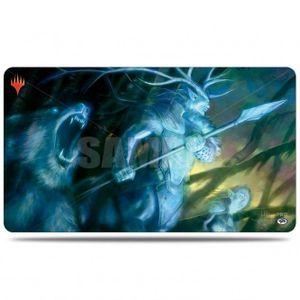 [Magic The Gathering: Legendary Playmat: Karador Ghost Chieftan (Product Image)]