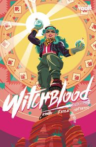 [Witchblood #1 (Cover F Yoshitani Foil Variant) (Product Image)]