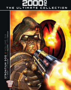 [2000AD: Ultimate Graphic Novel Collection #52: Strontium Dog (Product Image)]