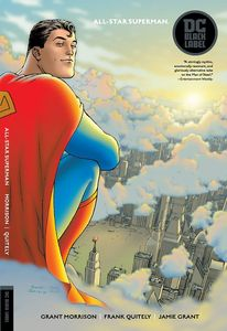 [All-Star Superman (Black Label Edition) (Product Image)]