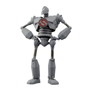 [The Iron Giant: Riobot Diecast Action Figure (Product Image)]