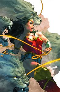 [Sensational Wonder Woman #1 (Cover A Yasmine Putri) (Product Image)]