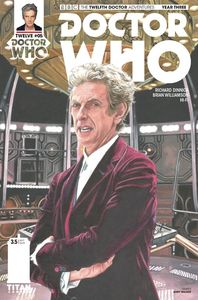 [Doctor Who: 12th Doctor: Year Three #5 (Cover D Walker) (Product Image)]