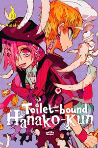 [Toilet-bound Hanako-kun: Volume 10 (Product Image)]