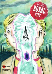 [Royal City: Volume 1: Next Of Kin (Forbidden Planet/Big Bang Exclusive Signed Mini Print Edition) (Product Image)]