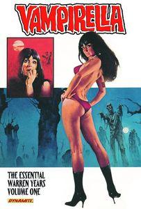 [Vampirella: The Essential Warren Years (Product Image)]