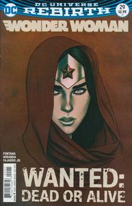[Wonder Woman #29 (Variant Edition) (Product Image)]