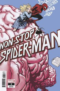 [Non-Stop Spider-Man #3 (Bachalo Variant) (Product Image)]