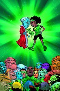 [Green Lantern #1 (Cover A Bernard Chang) (Product Image)]