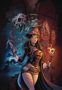 [Grimm Fairy Tales: Van Helsing Vs The Mummy Of Amun Ra #3 (Cover C Abel) (Product Image)]