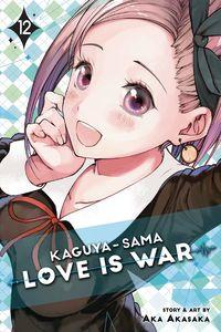 [Kaguya-Sama: Love Is War: Volume 12 (Product Image)]