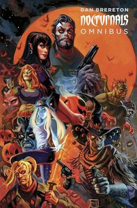 [Nocturnals: Omnibus (Hardcover) (Product Image)]