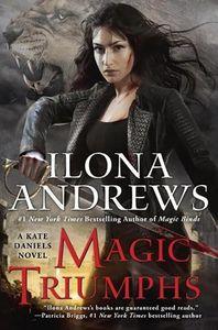 [Magic Triumphs: A Kate Daniels Novel (Signed Edition) (Product Image)]