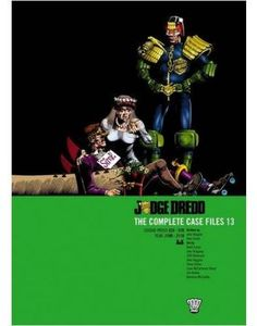 [2000AD: Judge Dredd: Complete Case Files: Volume 13 (Product Image)]