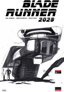 [Blade Runner: 2029 #3 (Cover B Mead) (Product Image)]