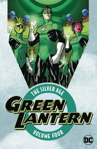 [Green Lantern: The Silver Age: Volume 4 (Product Image)]