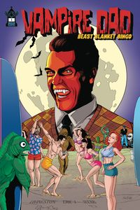 [The cover for Vampire Dad #1]